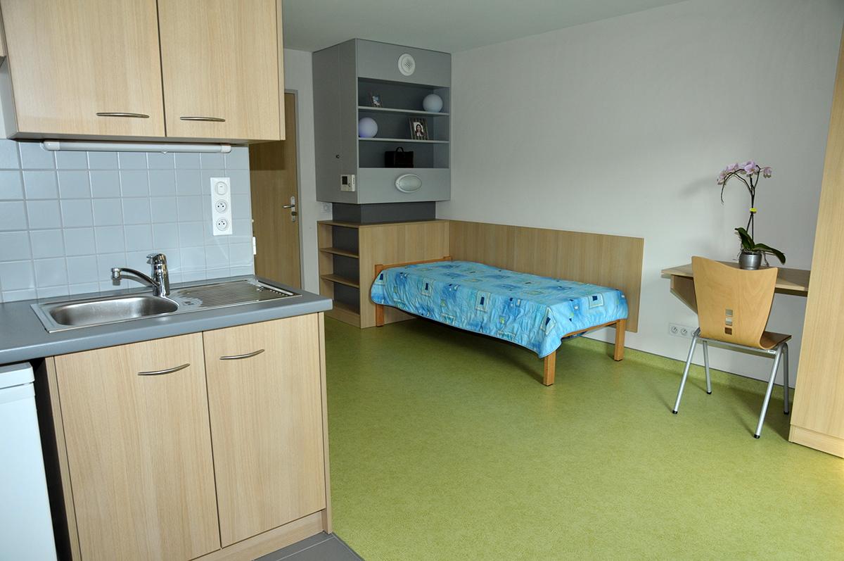La rochelle nos r sidences al os h bergement social location de logement foyer studio - Location studio meuble la rochelle ...